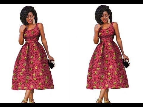 Repost: African Women Dresses : Modern #African Dress Styles for Ladies (2018)