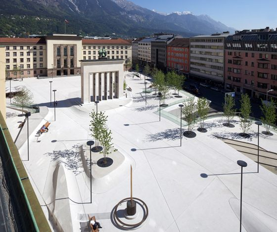 Park life: the evolving approach to designing urban public space
