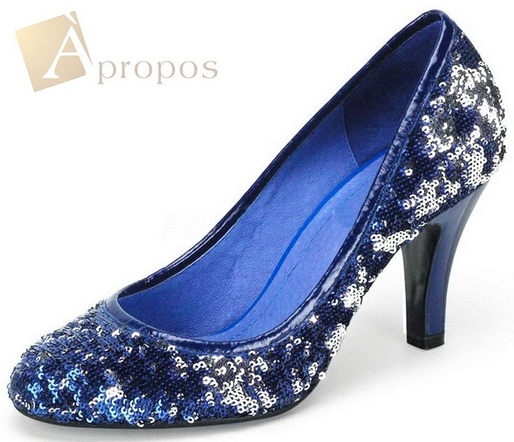 die besten 25 blau high heels ideen auf pinterest nette hohe abs tze pumps und schwarze high. Black Bedroom Furniture Sets. Home Design Ideas