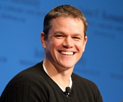 Matt Damon.    Studied English at Harvard University <3