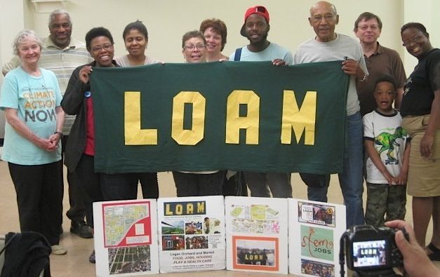 Our May 6, 2015 meeting at Logan branch library.