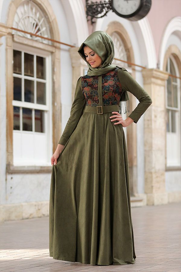 An-Nahar-Nazende Elbise-Haki