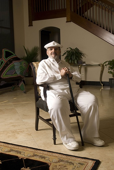Chef Paul Prudhomme I had the pleasure of meeting Chef Paul in Chicago. He  is one of the most genteel man I have ever met!