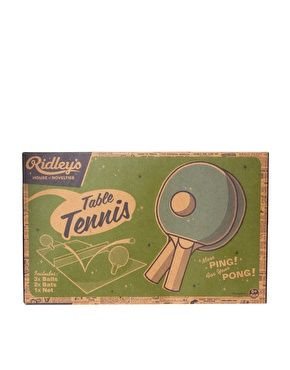 Ridley's House Of Novelty Table Tennis Set