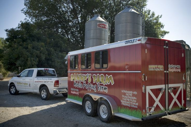 Danny's Farm Mobile Petting Zoo - $399 + mileage! Great for birthday parties!
