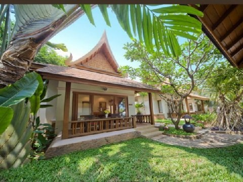 thai house beach koh samui thailand - Thai Home Design