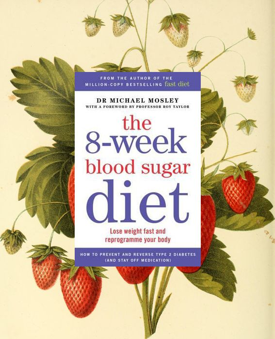 After some depressing diagnoses I have started on the 8 Week Blood Sugar Diet. Won't you follow along with me?