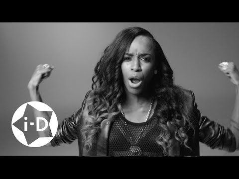 Angel Haze - A Tribe Called Red (Official Video) - Our second i-D Chart video stars rapper Angel Haze performing A Tribe Called Red from her debut album Dirty Gold.