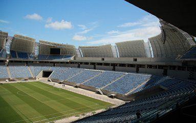 Arena das Dunas, Natal, 2014