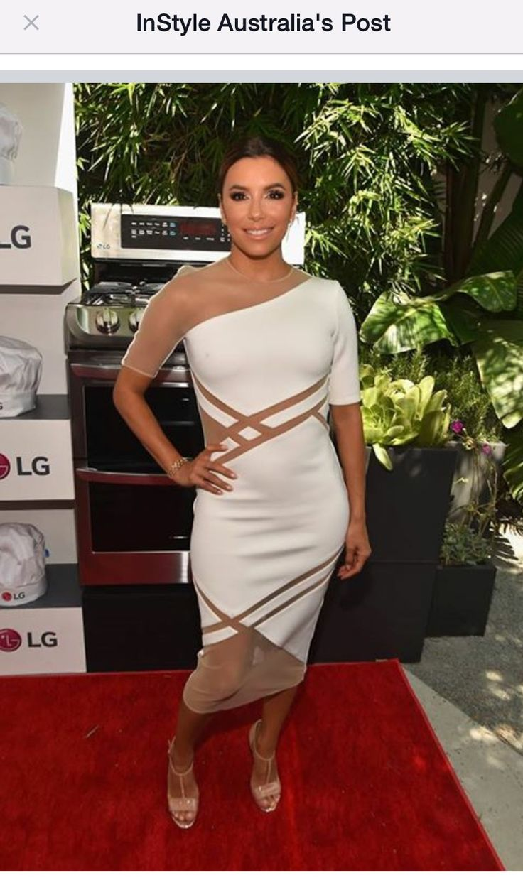 Bandage bodycon dresses 0 celebrities 1639 get lucky extra 50 0 - Eva Longoria Photos Actress Eva Longoria Attends Eva Longoria And Lg Electronics Host Fam To Table Series At The Washbow On August 2015 In Culver City