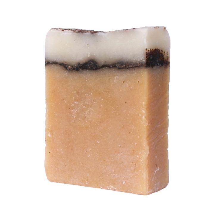 #ChaiLatte natural soap bar