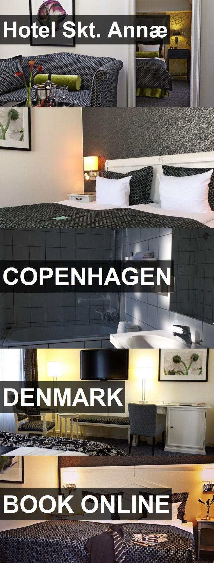 Hotel Skt. Annæ in Copenhagen, Denmark. For more information, photos, reviews and best prices please follow the link. #Denmark #Copenhagen #travel #vacation #hotel