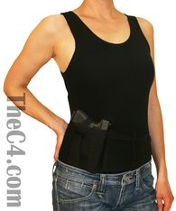 Apex CCW Holster compression tank top for women