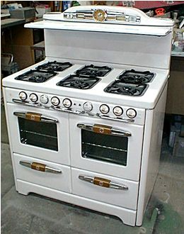 Gas Stove Vintage Looking I D Love This Home Goods In 2018 Pinterest Stoves And Kitchen