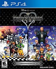 KINGDOM HEARTS HD 1.5 + 2.5 ReMIX is an HD remastered collection of 6 unforgettable KINGDOM HEARTS experiences in one disc available for the first time on the PlayStation® 4. The HD collection features: