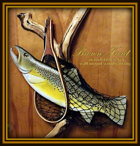 17 best images about fly fishing gifts on pinterest for Fly fishing decor
