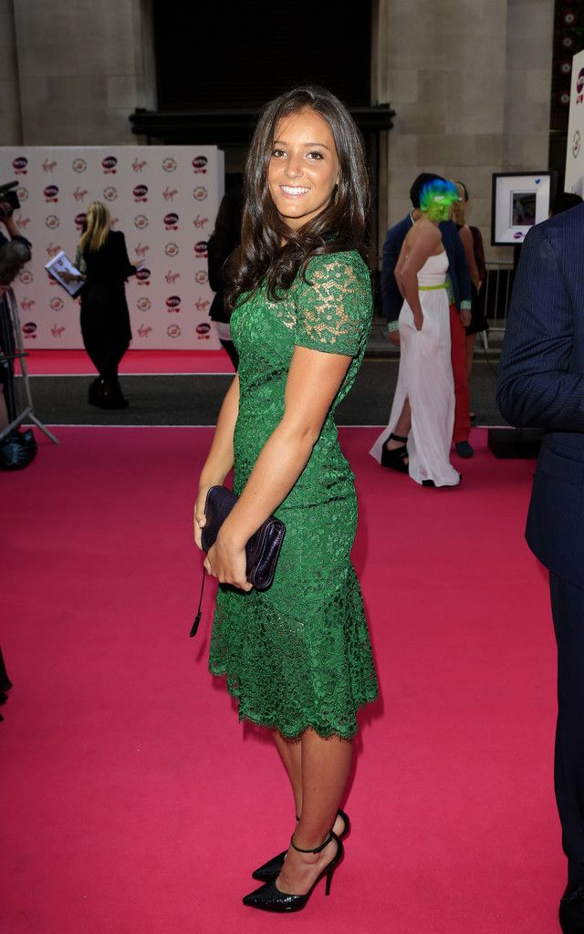 Laura Robson Arrivals Pre Wimbledon Party 2013