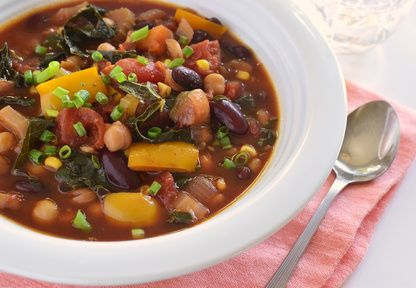 Vegetarian chili never sounded exciting to me until I made it myself. I wanted chili and had a ton of produce to use. I grew up eating a hot bowl of beef chili after a day of skiing in the mountains of New Mexico. I use to love to ski; it made me feel so […]