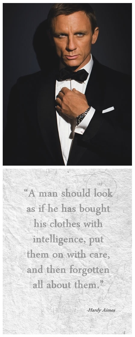 A tip for the men - effortlessness in style, is always key <3 <3 <3