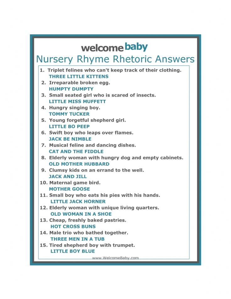 Trendy Baby Shower Trivia Game Questions And Answers In Baby Shower Ideas  From Unique 34+