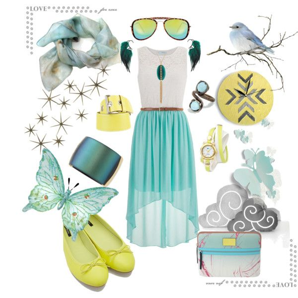 """""""Spring fashion"""" by ancyshop on Polyvore"""