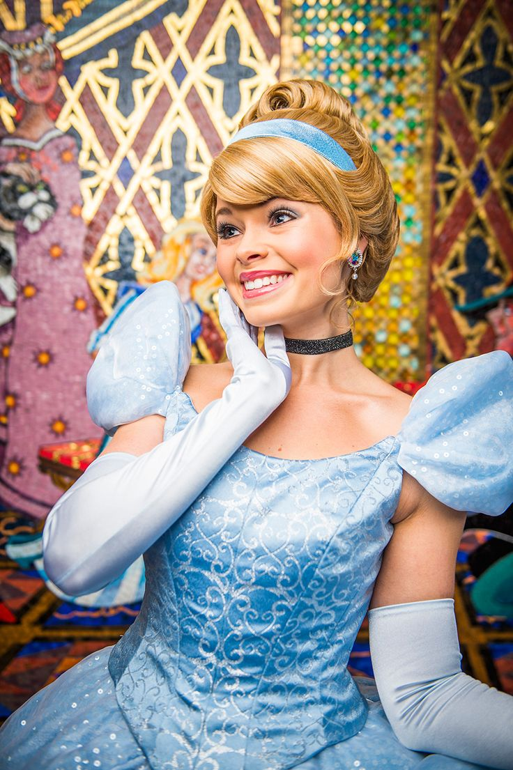 Forced to wear dresses at disneyland stories -  Of Magic Kingdom Park Is The Castle Breezeway Inside Cinderella Castle Which Is Decorated With Five Amazing Mosaics That Tell The Story Of Cinderella