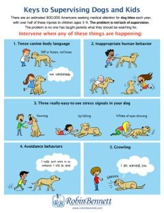 Why Supervising Dogs and Kids Doesn't Work   Robin Bennett