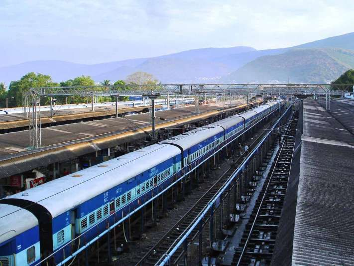 Visakhapatnam One Among 20 Railway Stations To Be Developed By Malaysia