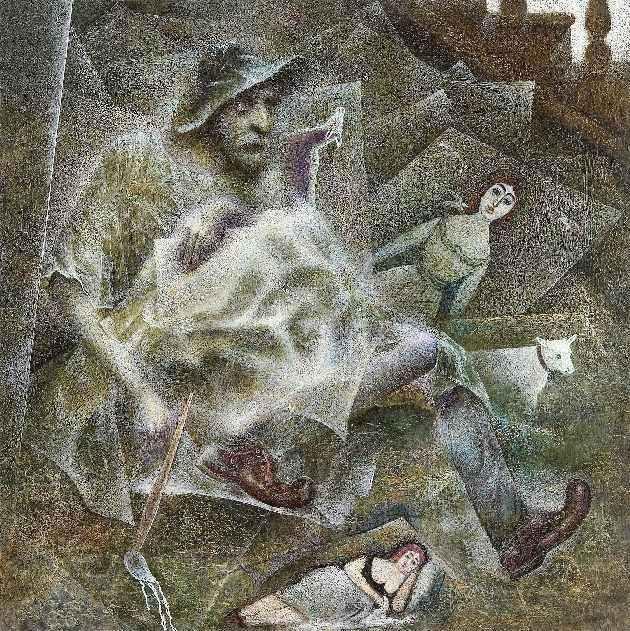 Смерть Пиросмани