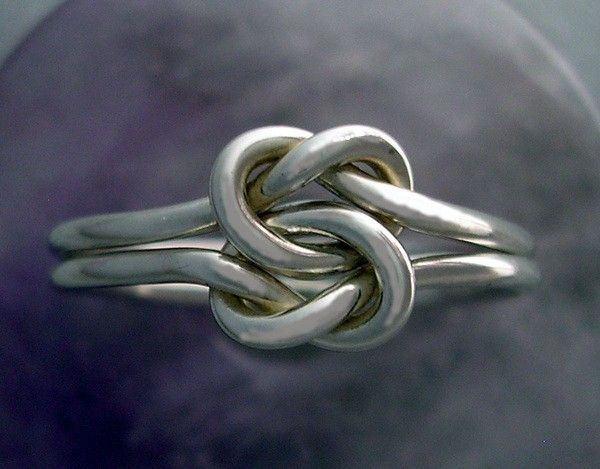 Double Love Knot Ring inspiration