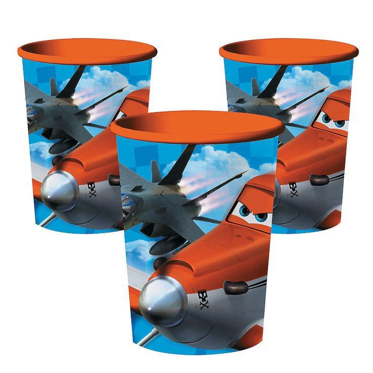 Disney Planes Party Cup - OrientalTrading.com