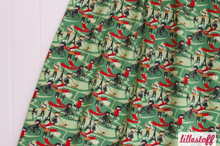 Lillestoff » Paris « // hier erhältlich: http://www.lillestoff.com/parismonamour-1098.html