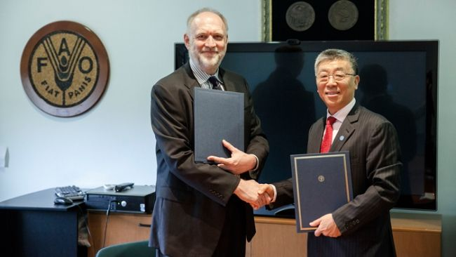 """UN and Mars, Incorporated Sign New Food Safety Agreement: """"Collaboration is Key""""   3BL Media"""
