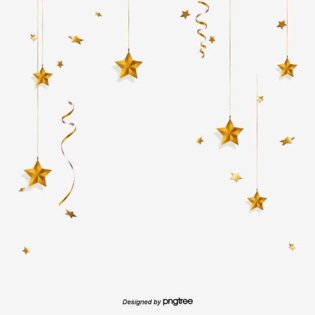 "ɇ'星慶典飾品 ƘŽæ˜Ÿå‰ªè²¼ç•« É£""帶 ĺ""角星金色星星素材 Psd格式圖案和png圖片免費下載 Star Clipart Islamic Celebrations Celebration Background"