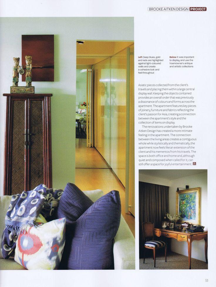Home Renovation Vol 10 No 1 Page 8 Brooke Aitken Design