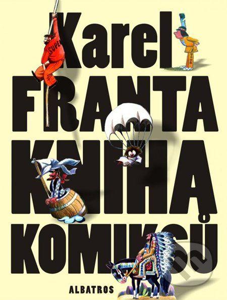 Kniha komiksu (Karel Franta)