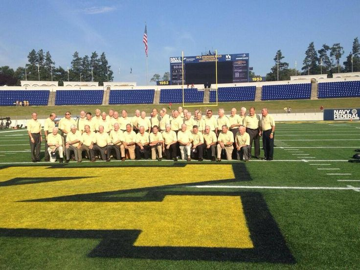 how to join the navy football team