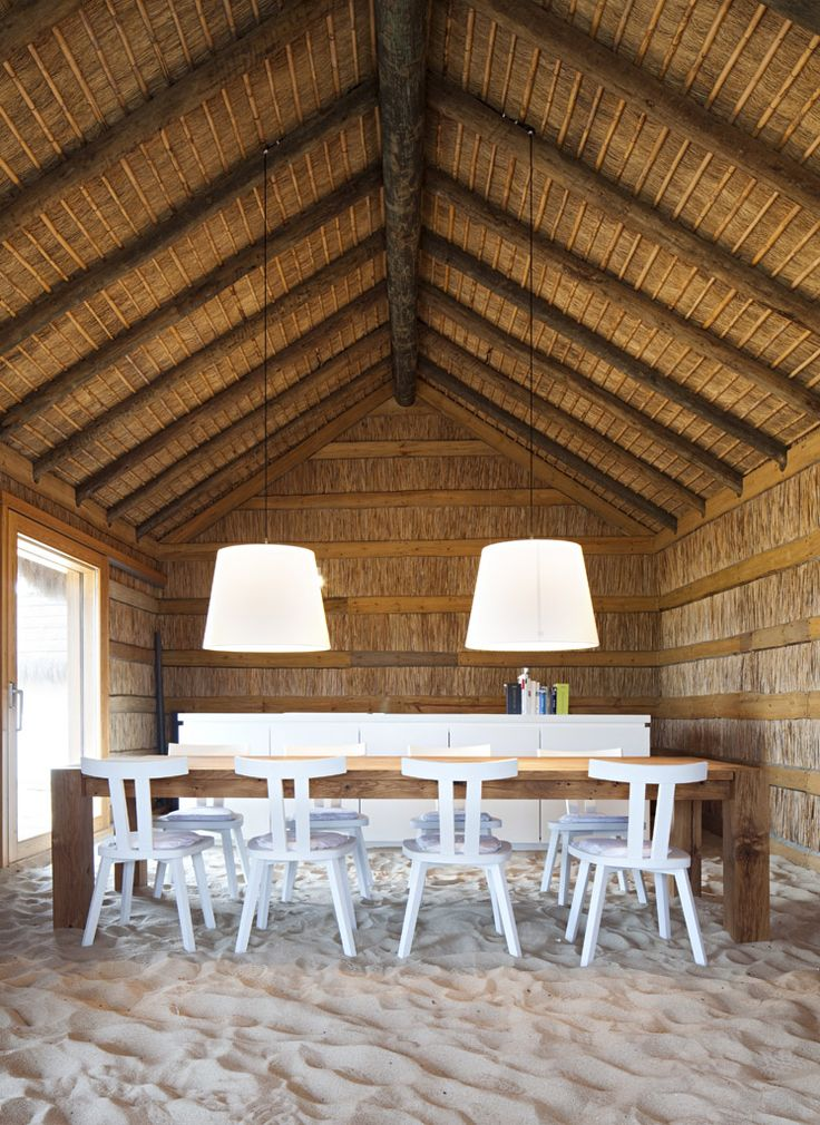 Lets talk about texture  Casas Na Areia Hotel | Portugal | Nelson Garrido Photography | via est magazine