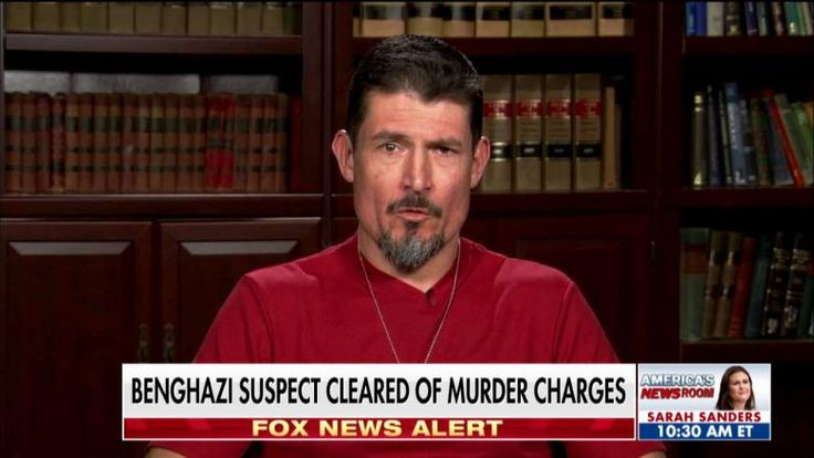 "Kris Paronto, one of the heroes of Benghazi, is ""disgusted"" that a Libyan militant was found guilty on just four of 18 charges related to the deadly 2012 attack on the U.S. consulate in Benghazi, Libya."