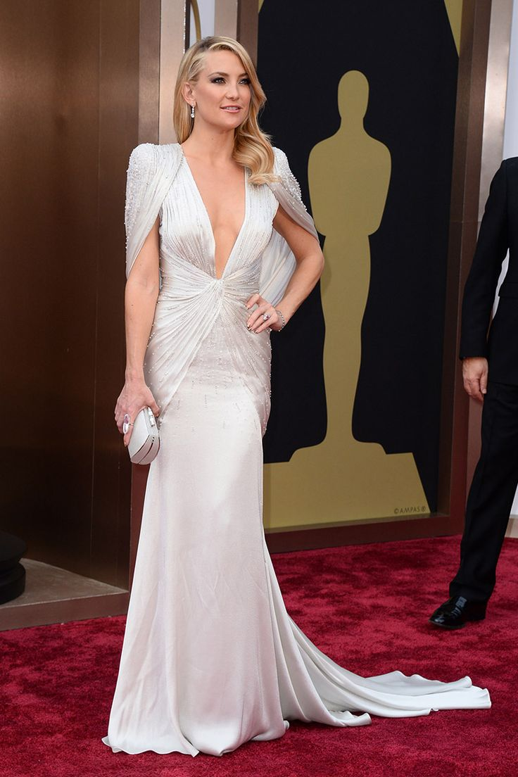 Kate Hudson de Atelier Versace - Oscar 2014