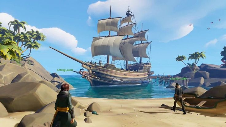Sea of Thieves will launch with an optional 540p mode and 15fps lock http://ift.tt/2x4fN9p Check out Mystikz Gaming http://ift.tt/2tVNFmJ