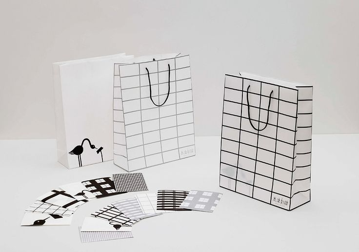 Stunning in black and white #packaging PD