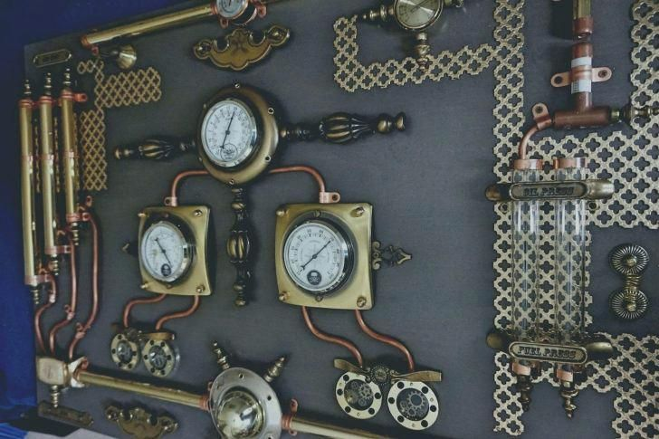 Wall Decor Gears Medium Size Of Steampunk Wall Art For Sale