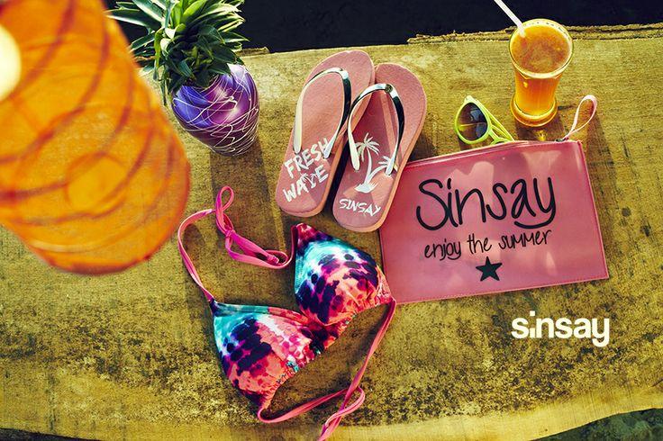 SiNSAY SS14 SUMMER LOOKBOOK PART 2