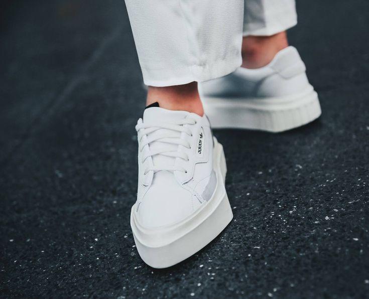 Avis : Adidas Hypersleek W blanche Ftwr White Off White (G54050 ...