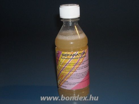Kétkomponensű szilikon formaleválasztó 300 ml ( SEPARATOR )