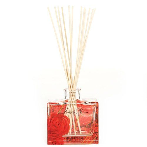 """Is your Mum your Rose amongst thorns. Then this Yankee Candle """"True Rose"""" Signature Reed Diffuser is the perfect Mother's Day gift  - I get a commission for purchases made through the link in this pin"""