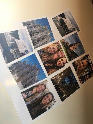 Deze retroprints lieten we afdrukken bij Fotofabriek.nl