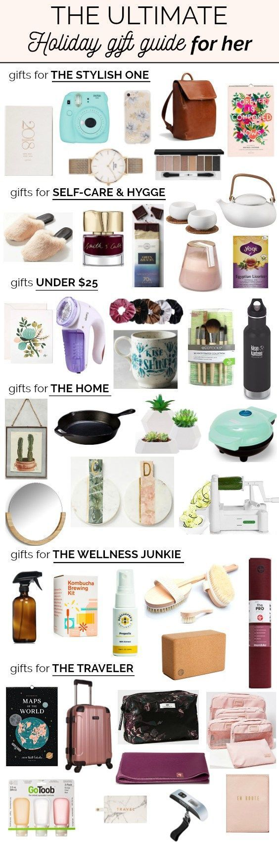 552 best Gift Ideas for Women images on Pinterest | A holiday ...