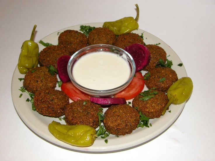Falafel - Kissimmee | Things to Eat | Pinterest | Falafels, Tahini ...